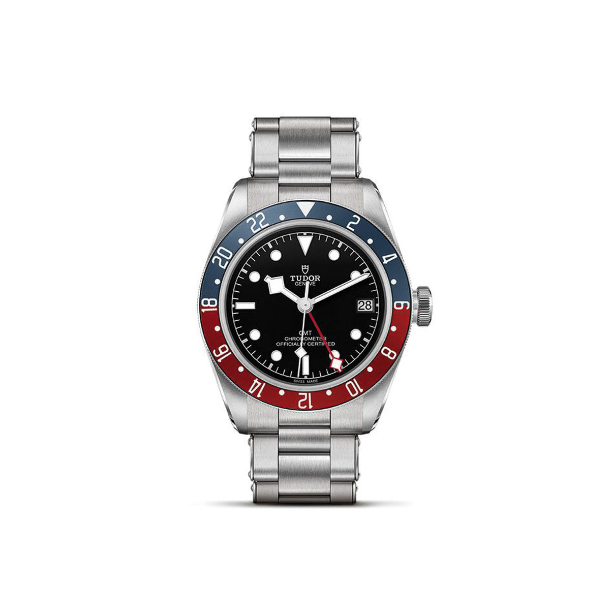 TUDOR Black Bay GMT ACC.NERO