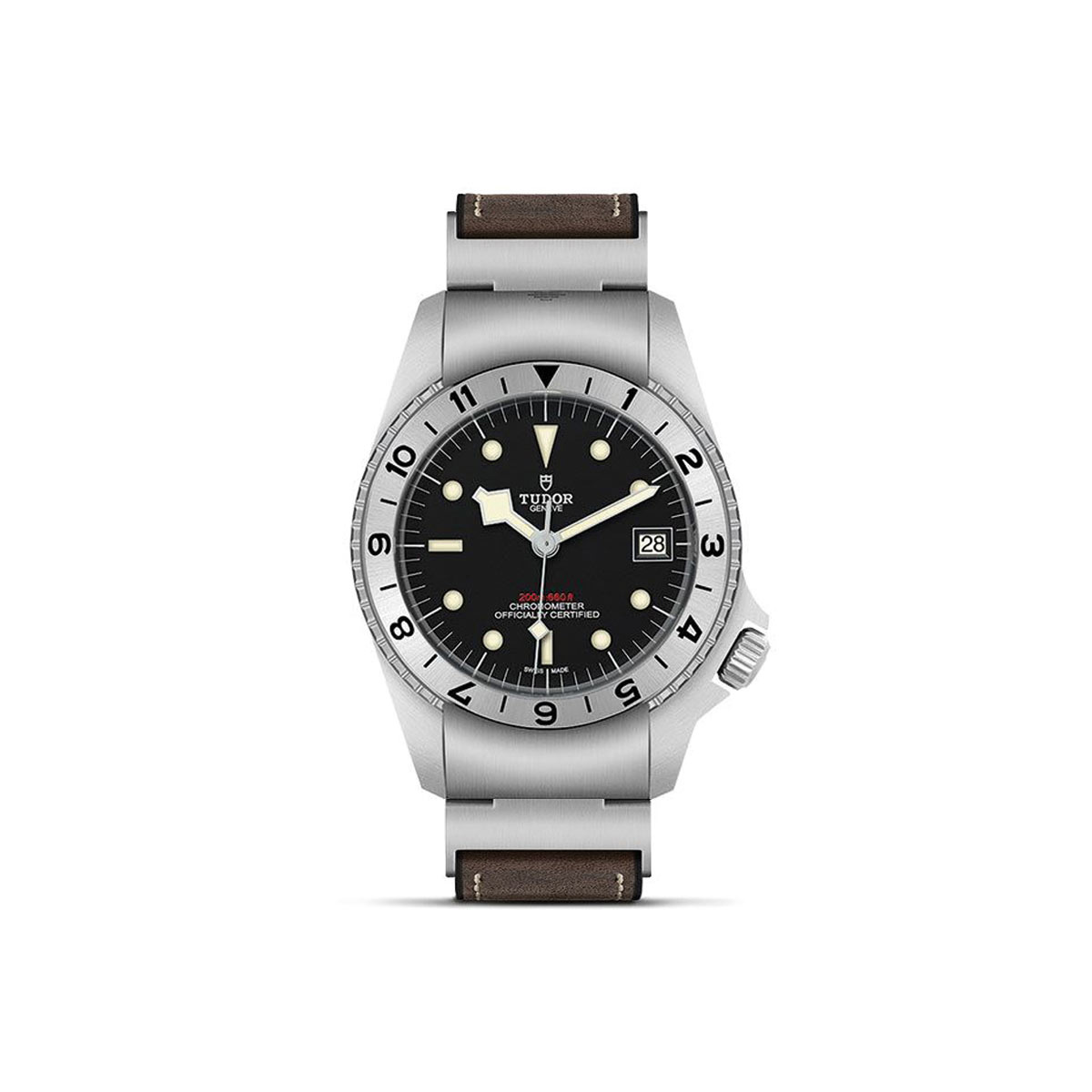TUDOR Black Bay P01 ACC.