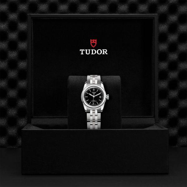 TUDOR Glamour Date ACC.51000 NERO