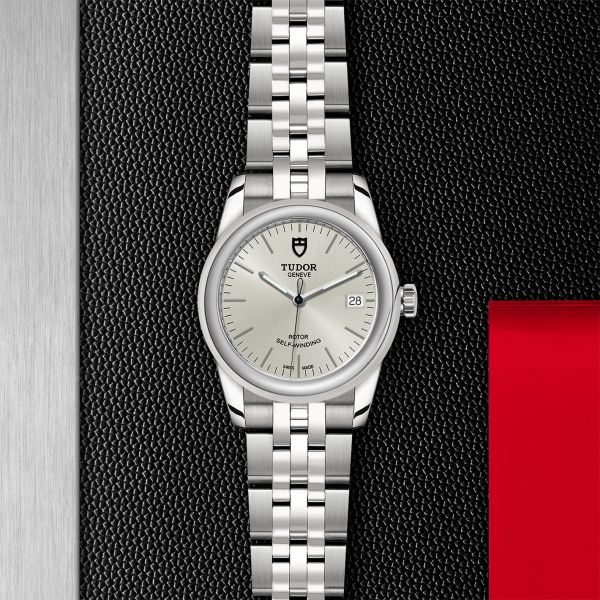 TUDOR Glamour Date ACC.55000 ARGE FLL IND